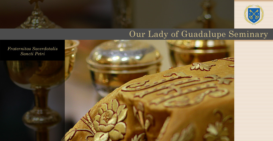 Our Lady of Guadalupe Seminary - Archive